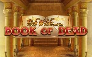 Book Of Dead online slot uk