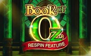 Book of Oz online slot uk