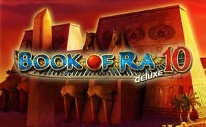 Book of Ra Deluxe 10 slot uk