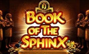 Book of Sphinx online slot uk