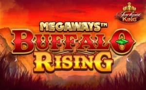 buffalo rising megaways jackpot king casino game