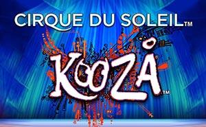 Cirque de Soleil Kooza slot