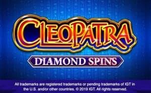 Cleopatra Diamond Spins online slot uk