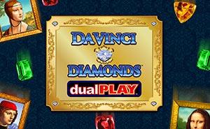 Da Vinci Dual Play slot