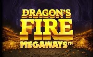 Dragons Fire Megaways online slot uk
