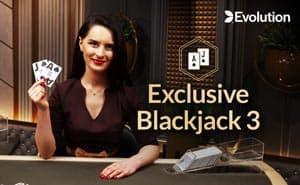 Exclusive Blackjack 3