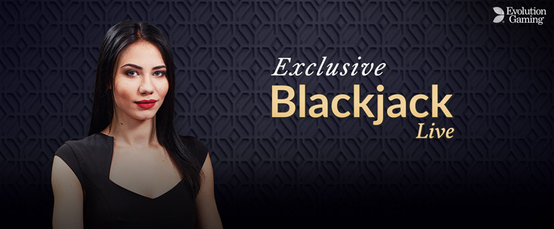 Exclusive Live Blackjack