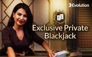 Exclusive Private Blackjack