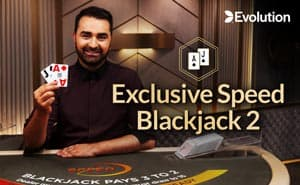 Exclusive Speed Blackjack 2