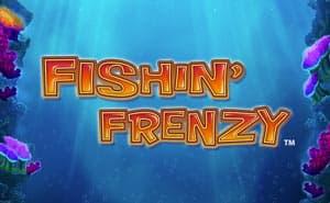 Fishin Frenzy slot game