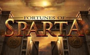 Fortunes Of Sparta online slot uk