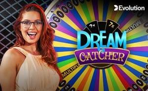 Live Dream Catcher casino game