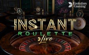 Live Instant Roulette