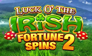 Luck O' The Irish Fortune Spins II