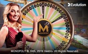 Monopoly Live live casino games