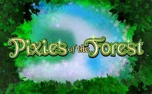 Pixies of the Forest online slot uk