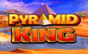 pyramid king casino game