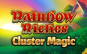rainbow riches cluster magic casino game