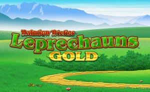 Rainbow Riches Leprechauns Gold slot uk