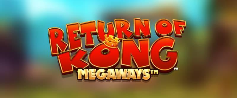 Return Of Kong Megaways online slot uk
