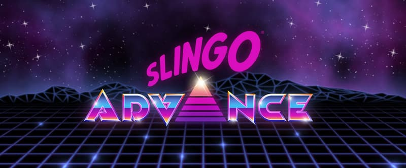 slingo-advance casino game
