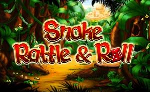 Snake Rattle n Roll online slot uk