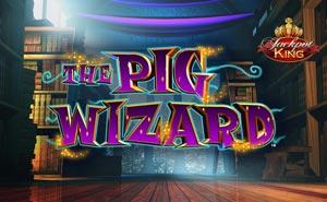 The Pig Wizard online slot uk