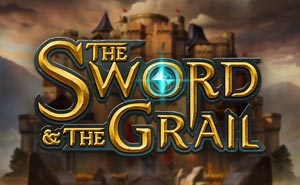 The Sword and The Grail online slot uk