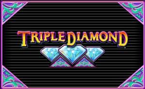 Triple Diamond slot game