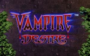 vampire desire slot