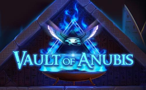 Vault Of Anubis online slot uk